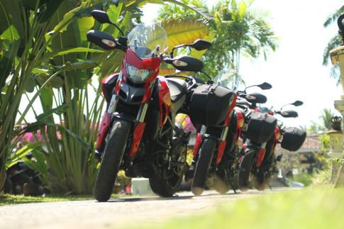 Ducati Hyperstrada trinh lang chau A