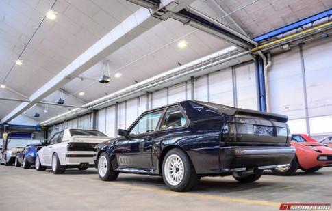 Elite - garage toan sieu xe