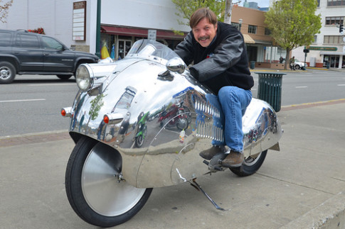 Harley Davidson Sportster Decoson