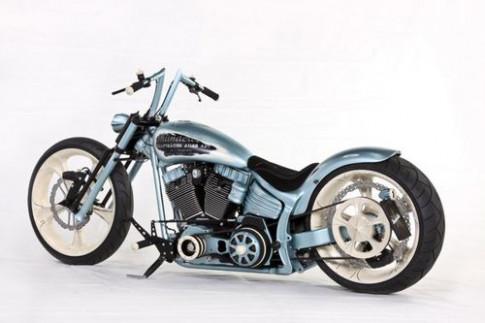 Harley Rocker Jagged