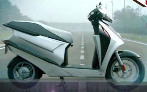 Hero Leap - scooter hybrid o An Do