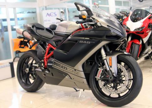Hinh anh chi tiet Ducati 848 EVO SE 2013
