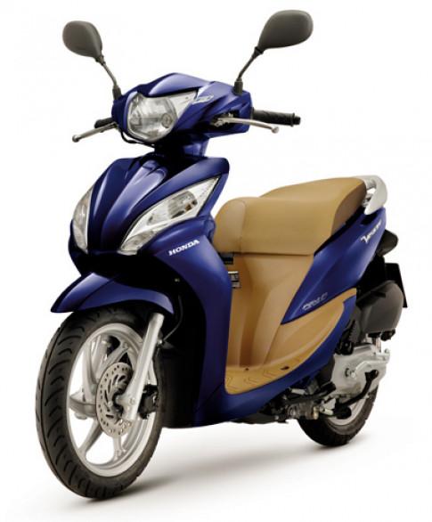 Honda Vision ban moi 2013
