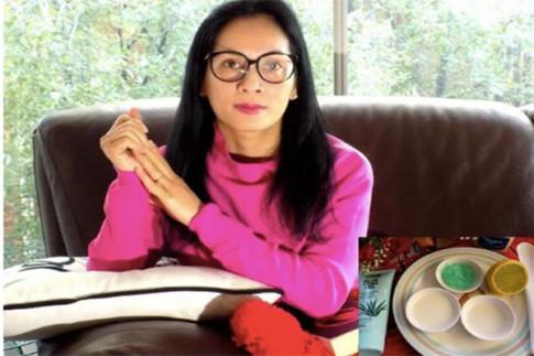 """Hot mom U50 bi lao hoa """"bo quen"""" chi cach tai tao da nhanh chong cung 3 cong thuc vaseline"""