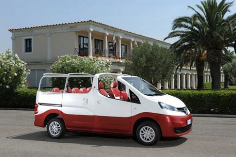 Nissan Evalia C Convertible - mui tran 7 cho