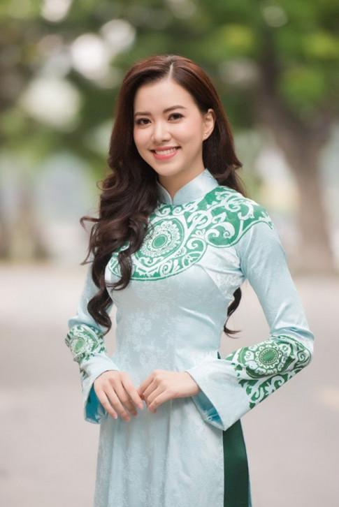 Nu sinh dan toc thieu so gay an tuong tai Hoa hau Viet Nam 2018