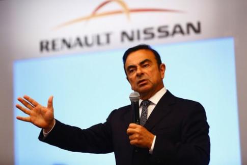 Renault-Nissan hop tac san xuat xe co nho