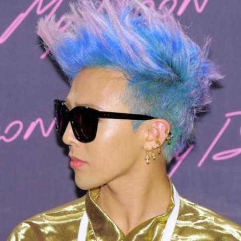 Sao K-Pop với những lần khiến fan 'lác mắt' khi đổi màu tóc độc lạ