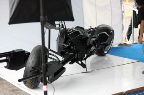 'Sieu moto Batman' cua dan choi Indonesia