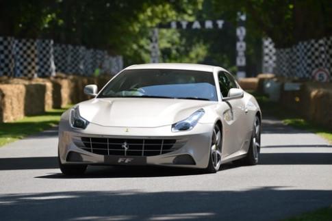 Sieu xe o Goodwood Festival of Speed 2013
