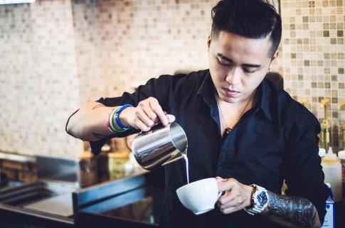 "Style ""chat phat ngat"" cua hotboy Sai thanh Bill Nguyen"