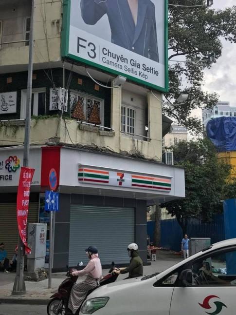 7-Eleven sap khai truong cua hang thu 2 o Sai Gon