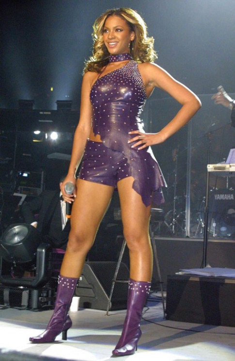 Beyonce cung tung la 'tham hoa thoi trang'!