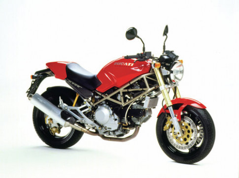 Ducati Monster - 20 nam mot chang duong