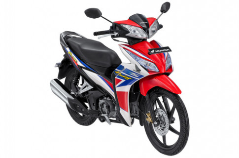 Honda Wave 110 RSX co the dung phun xang dien tu