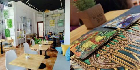 Sài Gòn: Tới T' coffee thưởng thức bánh mỳ 8 món siêu lạ, xem Tarot thả ga