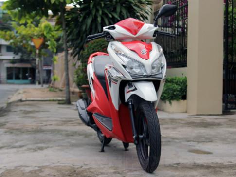 'Thoi trang' Honda Click 125i cua dan choi Sai Gon