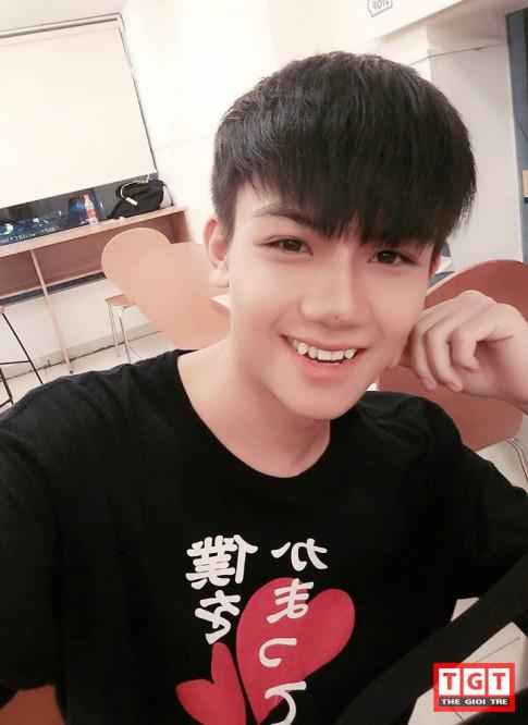 Chang hot face Huynh Tien chia se ve ap luc cua viec noi tieng