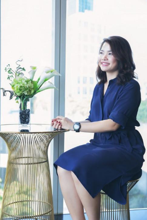 "Doanh nhan Anh Nguyen: ""Bi quyet so huu lan da tre dep deu mau cua toi"""