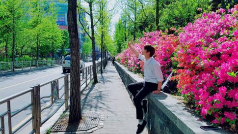 "Du hoc sinh Viet o Han Quoc ""boc tran"" cuoc song khong mo mong nhu nhung thuoc phim"