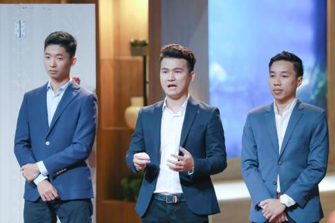 Gap startup dung so thich, Shark Thuy khong nghi ngoi nhieu lien lap tuc rot ngay 5 ty dong vao dau tu