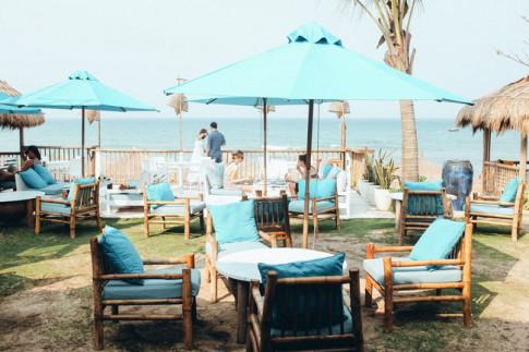 Lại phải đi Hội An để chụp 1000 kiểu ảnh ở quán mới cực xinh bên biển An Bàng thôi!