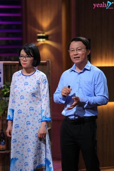"Sau dam gao Thuy Tam, Shark Phu tiep tuc rot tien dau tu vao ""Mam""."