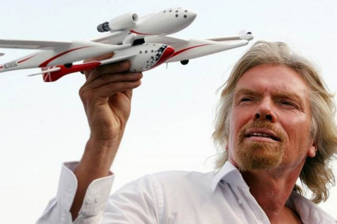 Ty phu Richard Branson va nhung cau noi truyen cam hung thanh cong