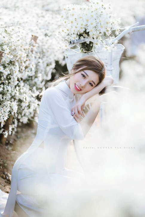 9X Quang Ninh dep say long nguoi ben cuc hoa mi