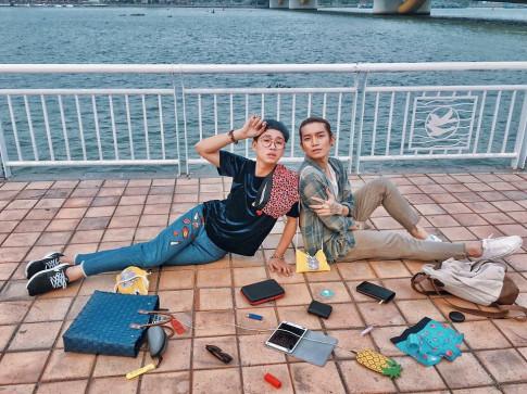 """Sao Việt cập nhật xu hướng chụp hình """"ngã sấp mặt"""" nhưng vẫn sang chảnh"""
