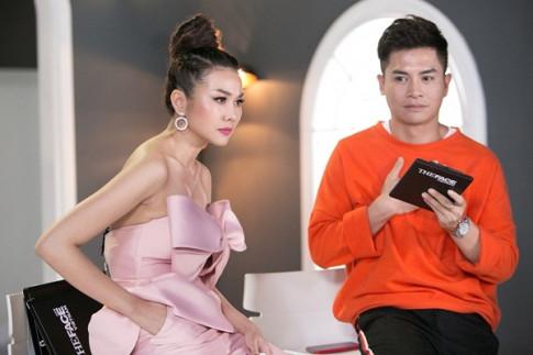 The Face 2018: Vo Hoang Yen thua lien tuc nhung Thanh Hang moi la nguoi cang thang nhat