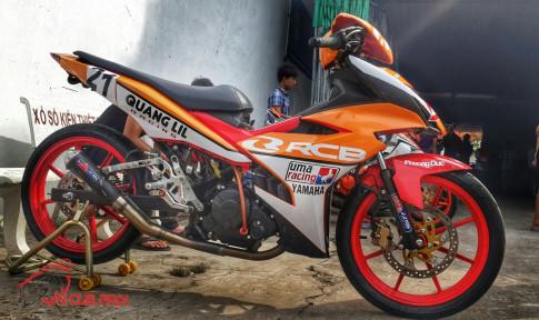 Yamaha Exciter 150cc phien ban do duong dua cuc kool