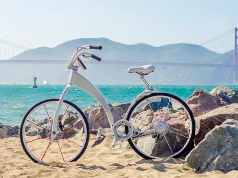 Chiêm ngưỡng 5 tuyệt phẩm công nghệ xe đạp điện mới nhất ra đời