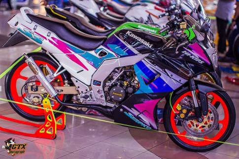Chùm ảnh Kawasaki Kips đẹp lung linh