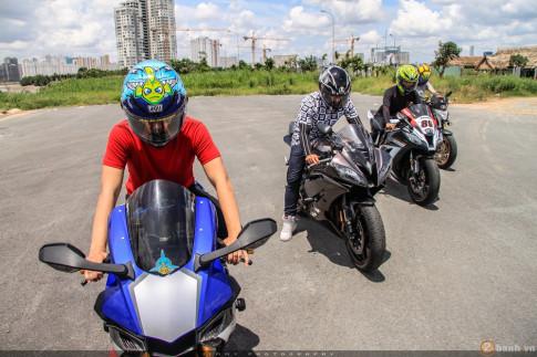 Hima Motor team dai nao Sai Gon