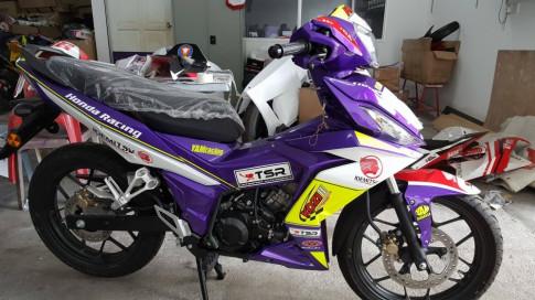 Honda Winner phiên bản chạy trường của dân chơi Malay