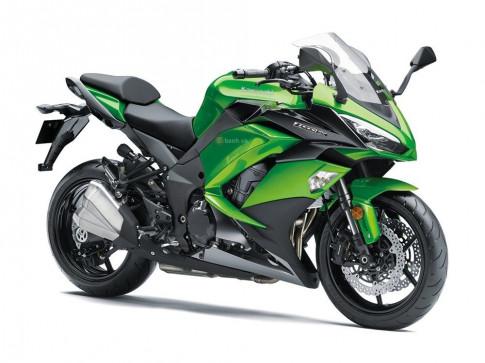 Kawasaki Z1000SX 2017 với nhiều sự cải tiến tốt hơn