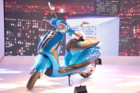 Yamaha Grande, mau xe tay ga ly tuong danh cho phai yeu