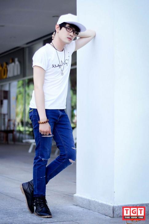 9X dien trai Sai Thanh khien bao co gai do ram rap vi ta tai le