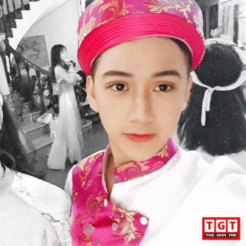 Chang trai sinh nam 2001 o xu Nghe dien trai hut hon tua my nam Han