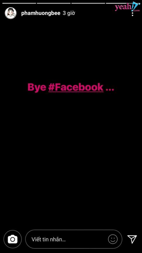 Day la ly do Hoa hau Pham Huong bat ngo xoa facebook ca nhan