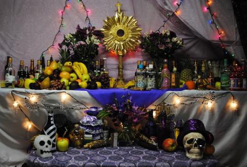 Hinh anh an tuong trong dip le Halloween 2018
