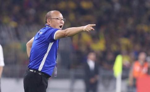 HLV Park Hang Seo duoc binh chon la Nhan vat cua nam tai Han Quoc