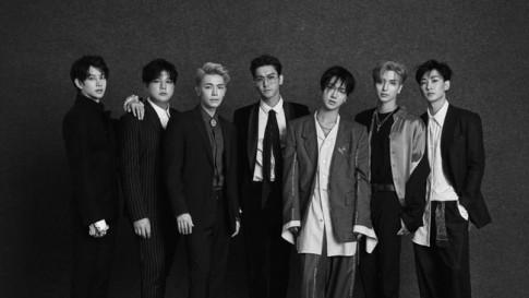 """Không ngại đối đầu, Super Junior chính thức """"chạm mặt"""" EXO, Red Velvet vào tháng 9 tới"""