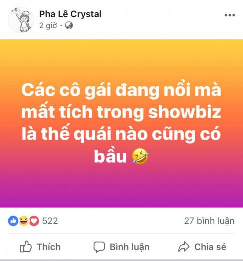 Ro thong tin Hoa hau Pham Huong sang My la de sinh con chu khong phai chua benh tuyen giap nhu thong bao?