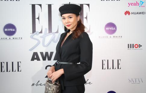 """Son Tung M-TP bat ngo """"mat tich"""" trong moi hang muc de cu cua Elle Style Award 2018"""