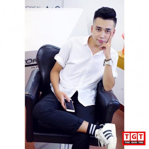 Thay giao Ha Thanh gay sot voi ve ngoai dep trai het nhu my nam Han