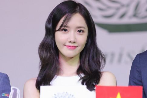 Thuc hu tin don SNSD YoonA tro lai Viet Nam vao thang 8