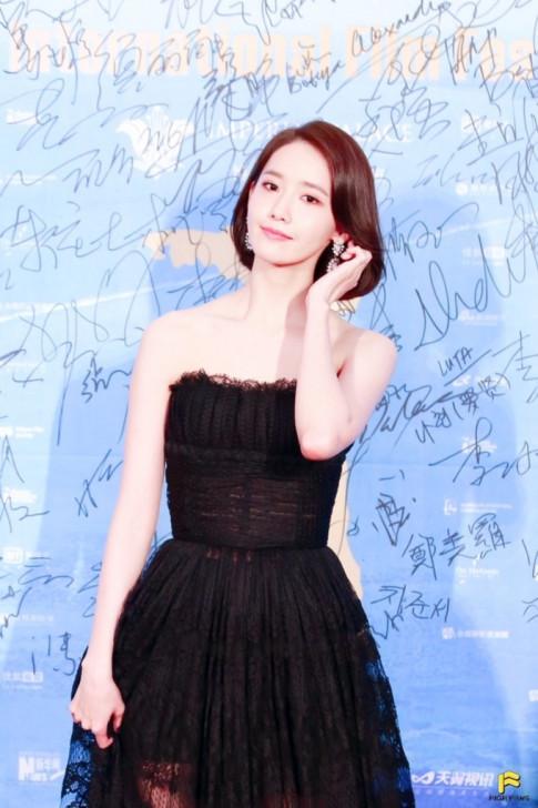 Yoona (SNSD) khien fan hoa cuong sau khi tang can thanh cong