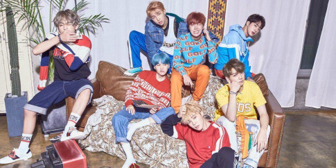 360 do Kpop ngay 23/4: BTS soan ngoi BigBang, Momoland lap ki luc khung